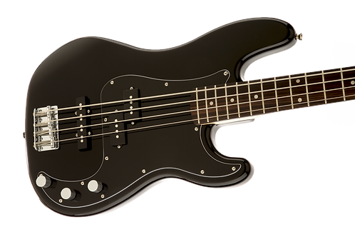 Squier Affinity Series Precision Bass PJ Black