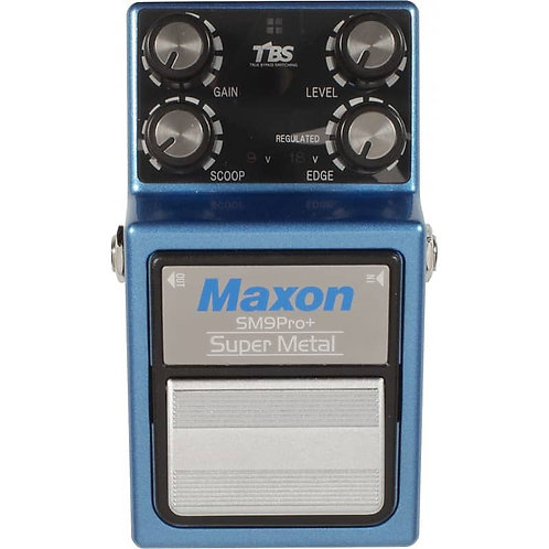Maxon SM-9Pro+ Super Metal Pedal