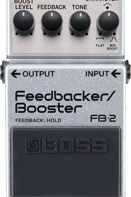 Boss FB-2 Feedbacker/Booster Pedal
