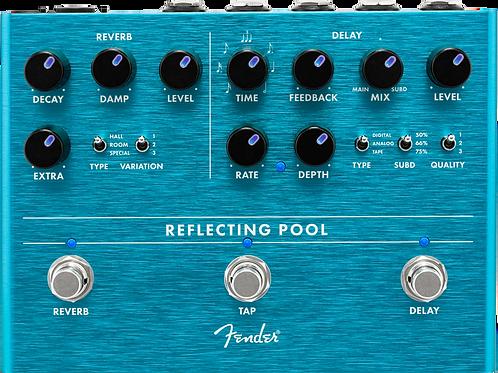 Fender Reflecting Pool Delay/Reverb Pedal