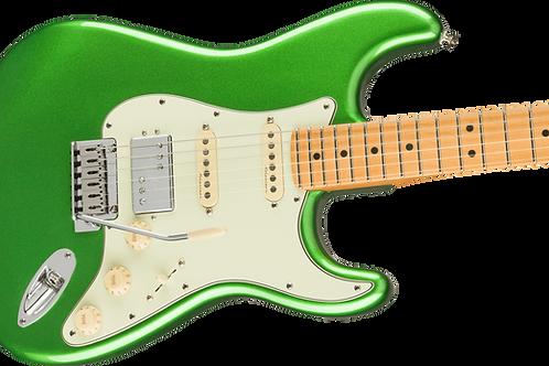 Fender Player Plus Stratocaster HSS Maple Fingerboard Cosmic Jade