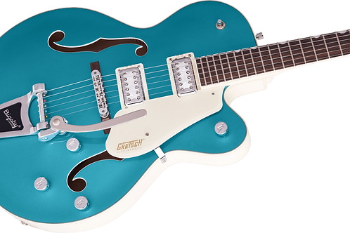 Gretsch G5410T Limited Edition Electromatic Tri-Five Ocean Turquoise/Vintage
