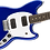 Thumbnail: Squier Bullet Mustang HH Laurel Fingerboard Imperial Blue