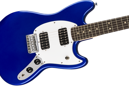 Squier Bullet Mustang HH Laurel Fingerboard Imperial Blue