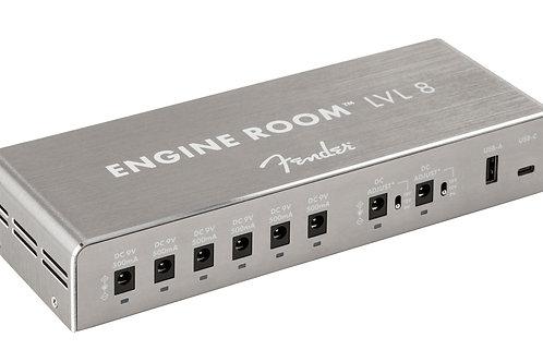 Fender Engine Room LVL8 Power Supply, 120V