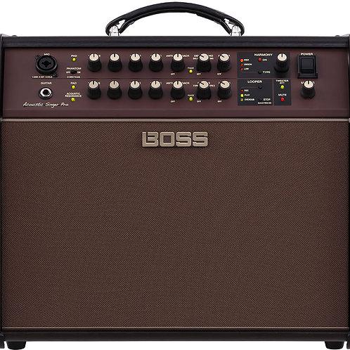 Boss Acoustic Singer Pro Amp