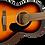 Thumbnail: Fender CP-60S Parlor Walnut Fingerboard Sunburst
