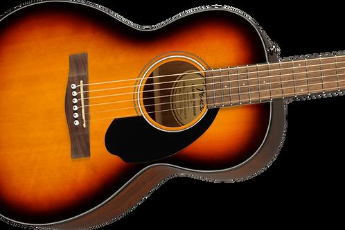 Fender CP-60S Parlor Walnut Fingerboard Sunburst