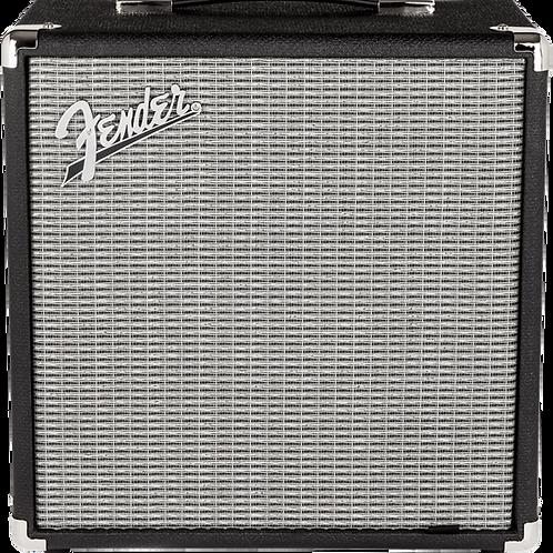 Fender Rumble 25 (V3) 120V Black/Silver