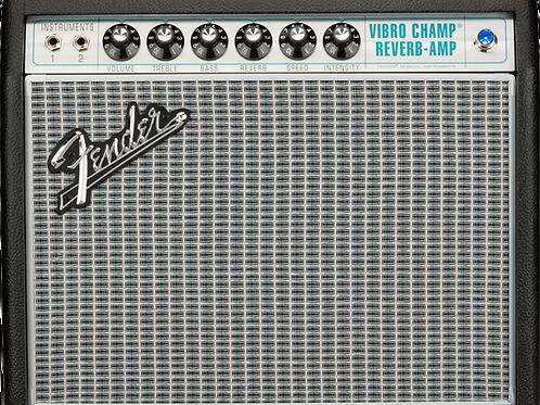 Fender '68 Custom Vibro Champ Reverb, 120V