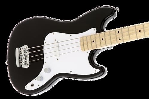 Squier Affinity Series Bronco Bass Maple Fingerboard Black