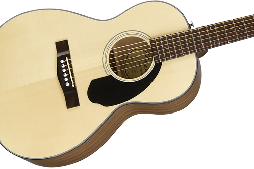 Fender CP-60S Parlor Walnut Fingerboard Natural
