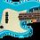 Thumbnail: Fender American Professional II Jazz Bass, Rosewood Fingerboard, Miami Blue