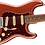 Thumbnail: Fender Player Plus Stratocaster Pau Ferro Fingerboard Aged Candy Apple Red