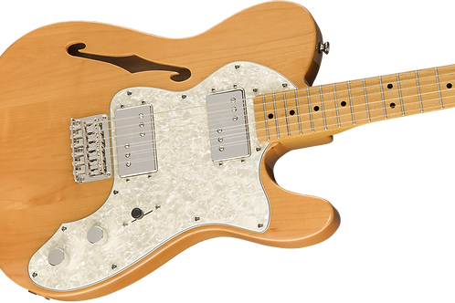 Squier Classic Vibe '70s Telecaster Thinline Natural