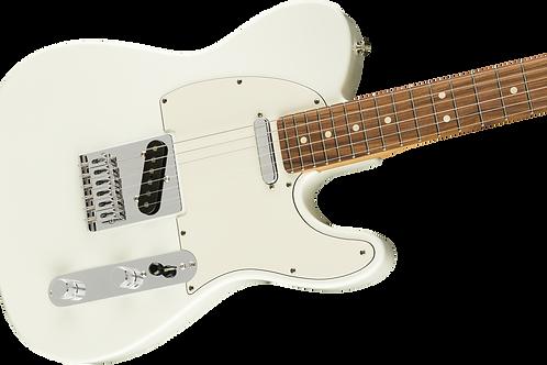 Fender Player Telecaster, Pau Ferro Fingerboard, Polar White