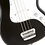 Thumbnail: Squier Affinity Series Bronco Bass Maple Fingerboard Black