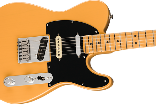Fender Player Plus Nashville Telecaster Maple Fingerboard Butterscotch Blonde