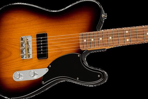 Fender Noventa Telecaster, Pau Ferro Fingerboard, 2-Color Sunburst