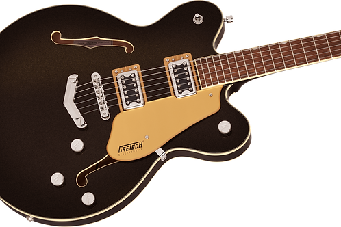 Gretsch G5622 Electromatic Center Block Double-Cut with V-Stoptail, Black Gold