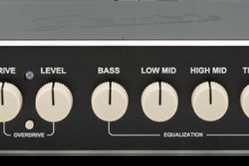 Fender Rumble™ 800 HD, 120V Head