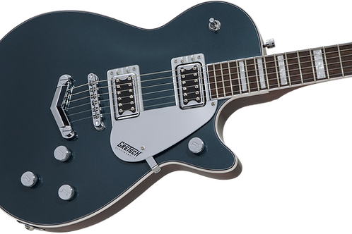 Gretsch G5220 Electromatic® Jet™ BT Single-Cut with V-Stoptail, Jade Grey Metall