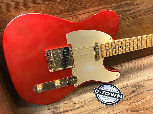 2013 Fender Custom Shop 1952 Relic Telecaster Melon Candy