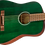 Thumbnail: Fender FA-15 3/4 Size Steel-String Acoustic Guitar Green with Gig Bag