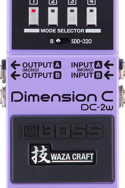 Boss DC-2w Waza Craft Dimension C  Pedal