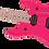 Thumbnail: EVH 5150 Series Standard, Maple Fingerboard, Neon Pink