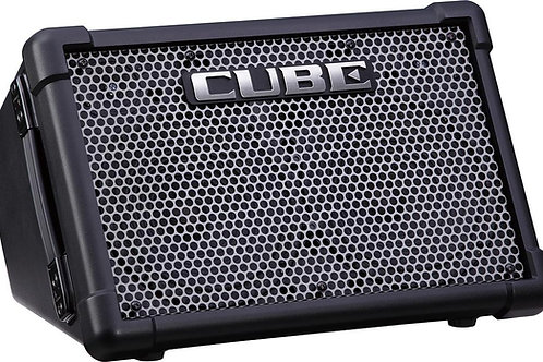 Roland CUBE Street EX Battery-Powered 50W Stereo Amplifier