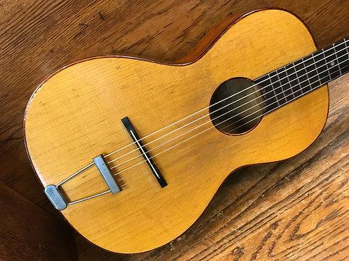 Vintage 1961 Framus 50/1 Sport Parlor Guitar Natural Finish