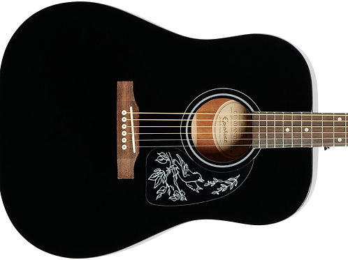 Epiphone Starling Dreadnought Acoustic Guitar black $139
