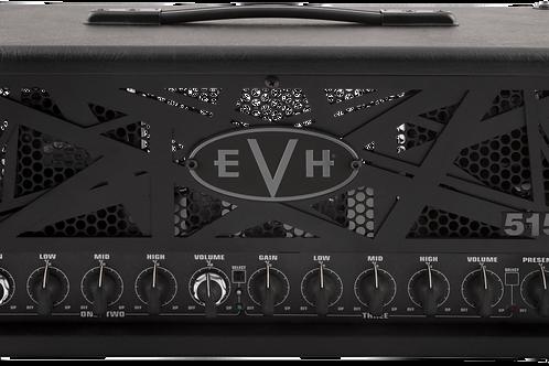 EVH 5150III 50S 6L6 Head Stealth Black
