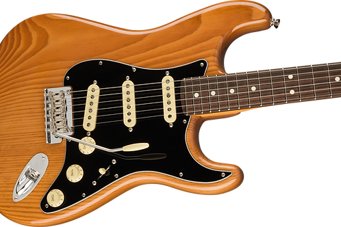 Fender American Professional II Stratocaster Rosewood Fingerboard Roasted Pine