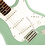 Thumbnail: Squier  Affinity Series™ Stratocaster®, Laurel Fingerboard, Surf Green