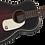 "Thumbnail: Gretsch G9500 Jim Dandy 24"" Scale Flat Top Guitar, 2-Color Sunburst"