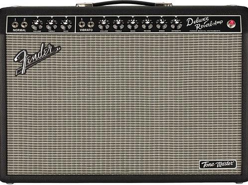 Fender Tone Master Deluxe Reverb Guitar Combo Amp