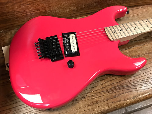 Kramer Baretta Vintage Floyd Rose Ruby Red $699