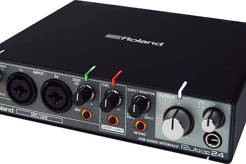 Roland Rubix 24 USB Audio Interface