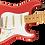 Thumbnail: Fender Vintera Road Worn '50s Stratocaster, Maple Fingerboard, Fiesta Red