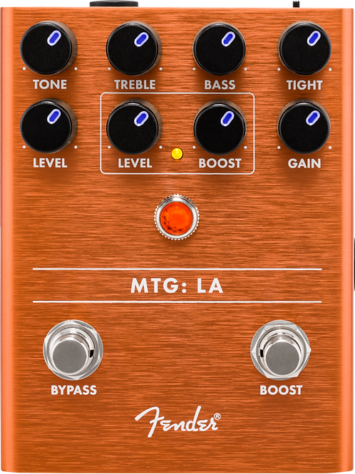 Fender MTG: LA Tube Distortion Pedal