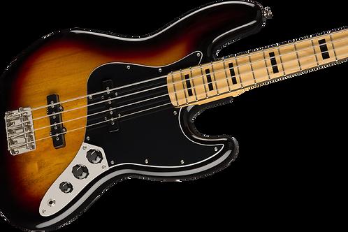 Squier Classic Vibe '70s Jazz Bass Maple Fingerboard 3TS sunburst