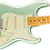 Thumbnail: Fender American Professional II Stratocaster, Mystic Surf Green