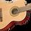 Thumbnail: Fender FC-1 Classical Walnut Fingerboard Natural