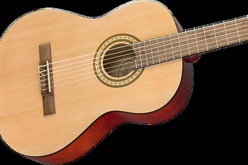 Fender FC-1 Classical Walnut Fingerboard Natural