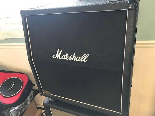 2000 Marshall 1960A 4x12 speaker cabinet