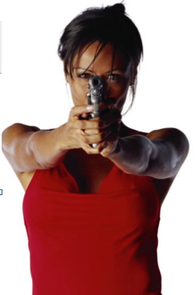 Woman's Only Firearm Class