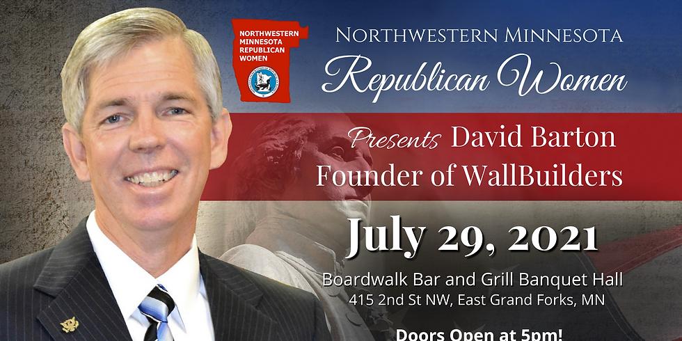 Celebrate America with David Barton, Founder of WallBuilders