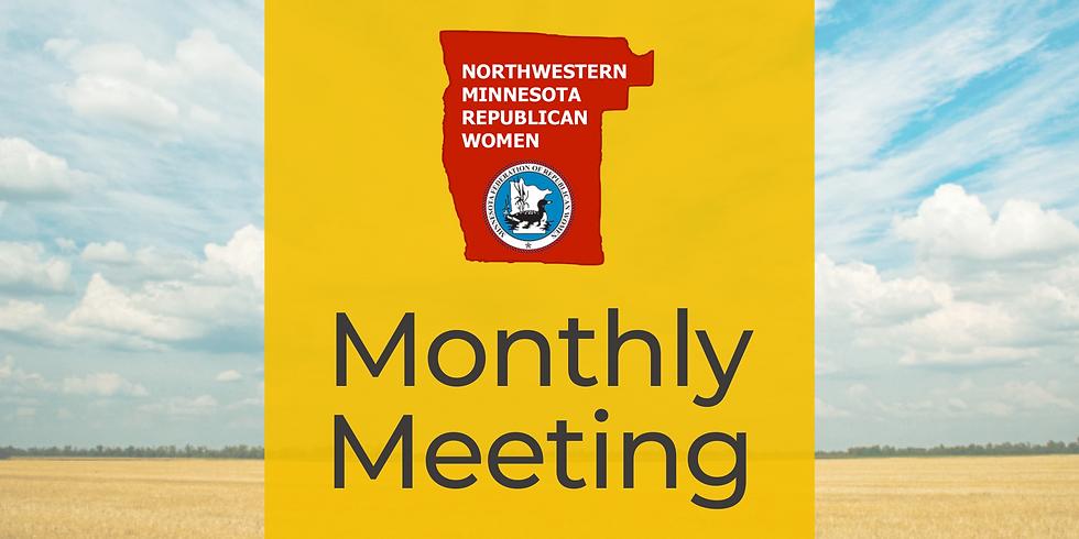 October NWMNRW Meeting
